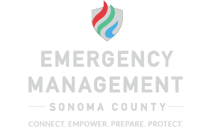 Emergency Management, Sonoma County. Connect. Empower. Prepare. Protect.