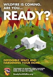CalFire Ready Set Go website