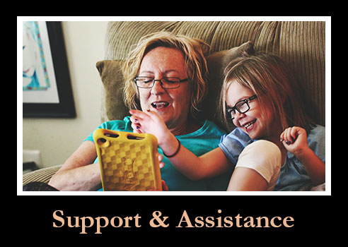 Support & Assistance