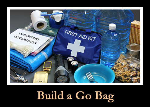 Build a go bag