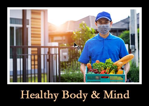 Healthy Mind & Body
