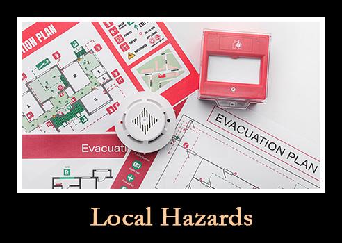 Local Hazards