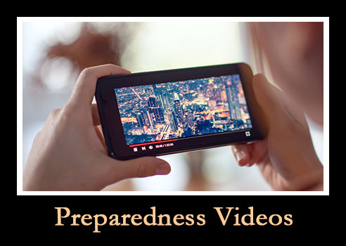 Preparedness videos